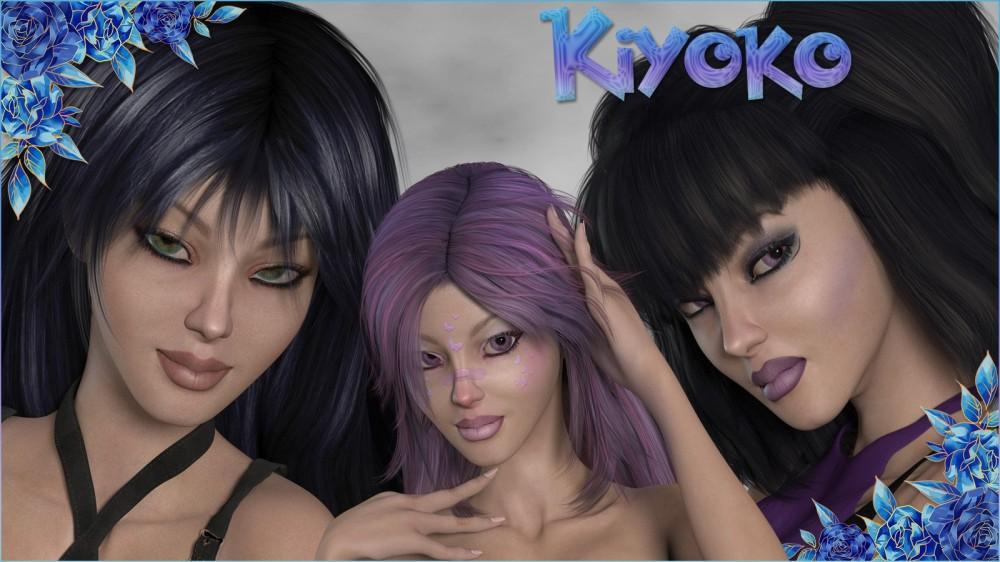 Kiyoko for La Femme's Anime Girl