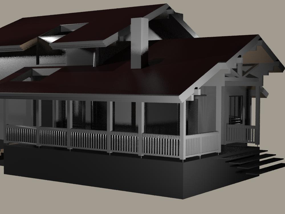 Extended License 3D Model