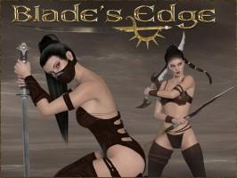 Blade's Edge for La Femme by ilona