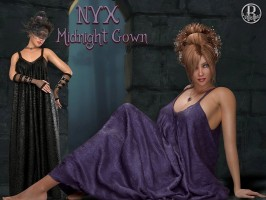 NyX Midnight Gown for La Femme