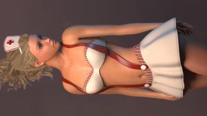 La Nurse for Poser's La Femme