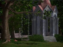 Gothic Garden Folly