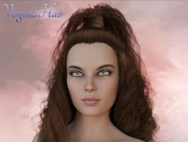 Daz Studio Hair