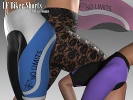 Biker Shorts for La Femme