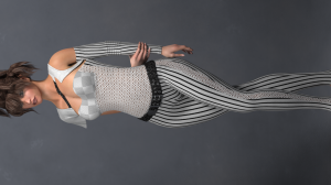 La SteamPunk for Poser's La Femme