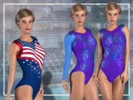 Olympic Leotard for La Femme