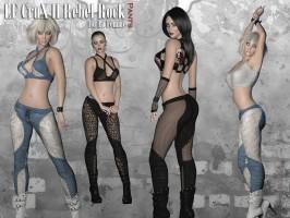 CruX II Rebel Rock Pants for La Femme