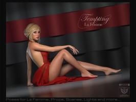 Tempting for La Femme