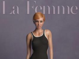 La Femme Base Figure for Poser 11