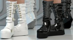 La Witch Boots for La Femme