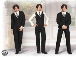 L'Homme's Classic Suit