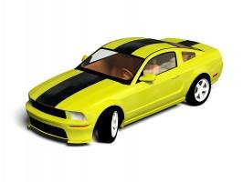 Budget Pony Cars for Poser