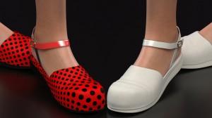 LA Clogs, shoes for La Femme