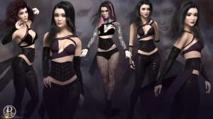 NyX Dark Mist for La Femme