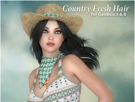 Country Fresh Hair